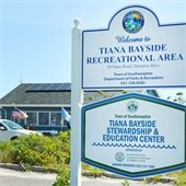 TASTE + TOUR MAKES A SPLASH AT THE TIANA BAYSIDE FACILITY